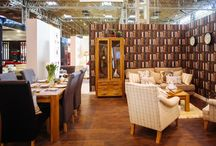 Grand Designs Live 2014 / Pictures from the Grand Designs Live exhibition - Interiors Hall and Kitchens. / by Homebase UK