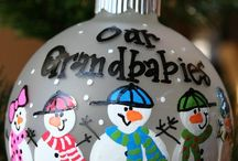 Ornaments  to  make.  ( all occasions) / by Tennessee  mama