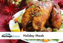 Holiday Meal Ideas / by Meritage Homes