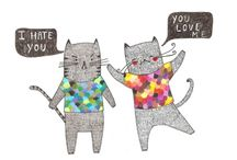 katz love / by Maureen Salvador