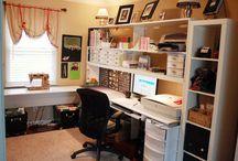 office / by Donna Achauer