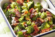 Salads / by Karen Woodham