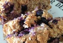 Healthy baking / by Erica York Corron