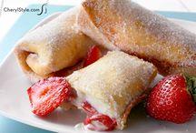 Sweet Treats / by Cynthia Talbot