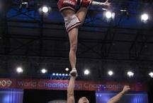 cheerleading! / by Lauren Fry