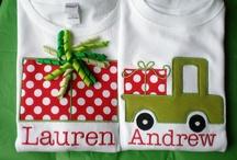 Christmas Shirts / by Lonna Pickel