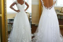 Wedding/Bridesmaids Dresses / by Cort Jo