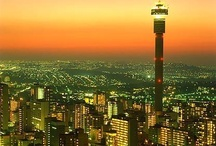 Johannesburg - where I live / by Lucelle Finaughty