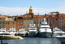 St Tropez, French Riviera / by ✈ 100 places to visit before you die