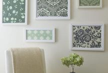 Wall Decor / by Valerie