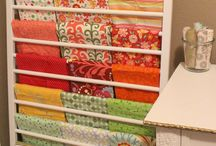 Organizing my Quilt room / by Quilt Baby