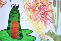 Kids art / by Chloe Barnes