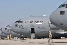 USAF / by Cheri Foley