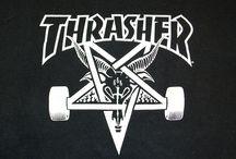 Thrasher / by Brandon Daynes