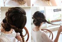 Hair Stuff / by Juliana Amadei