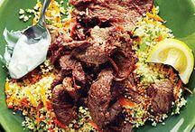 Top Round Lamb Cut Recipes / by American Lamb Board