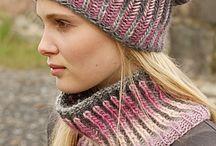 Knit hats / by Helen Mahan