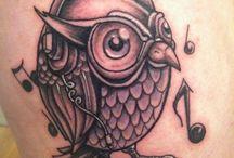 Tatts / by Tina Frendo