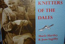 Vintage Knitting Pattern Books / by Vintage Knitting