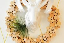 Holiday DIY Decor / by Stefani Hoots