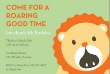 Aiden's 2nd birthday / by Ashley Epp