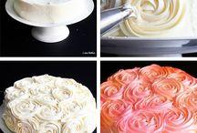 cake fun. / by Sarah Leatherman
