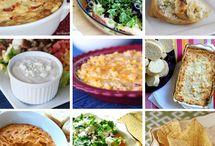 Let's Eat ... App's & Dips / by Gwen Bissette