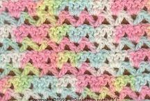 crocheting / by Cynthia Brandon Foote