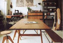 Cool Spaces / by Alice Stuan
