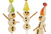 Christmas kid friendly recipes that we love / by Nourish Interactive