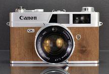 Vintage Camera / by Hiroaki N