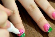 Nails!!! / by Tasha Couchman