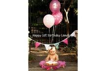Stels 1st Birthday / by Raschelle Dewey