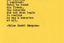 Typewriter  / by Megan Butler