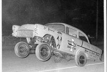 Drag Racing / Old time drag racing / by John Graham