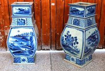 Antique porcelains / by The Enchanted Home