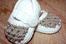 Crochet Baby Clothes / by Lily Bergeron