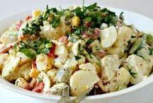 Salads / by Candy Slagel