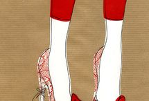 Fashion Illustration / by Katie Levett-Allen