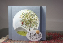 StampinUp-Branch Out / by Ilene Byrne
