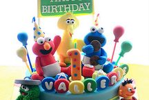 Can You Tell Me How To Get To Sesame Street? / Sesame Street Birthday / by Amber V Hammond