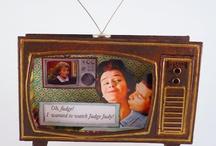 Vintage TV sets / by Jasser Abu-Giemi