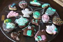 Love cookies / by Renata Trento