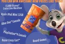 Rip It, Sip It, Win It! Winners / by Chuck E. Cheese