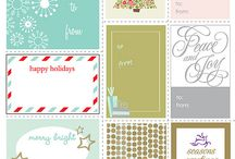 Holiday Decor / by Morgan Coble