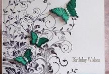 BIRTHDAY CARDS / by Carolyn Manning