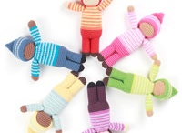 Crochet: Toys and Games / by Polly Wickstrom