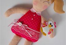 Muñecas doll / by Amanda Fairy