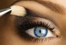 makeup!!!!!!!!!!!!!! / by Jennifer Giambanco