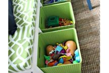 Kids room/Play Area / by Carrie Rudy